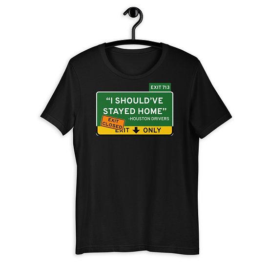 Houston Traffic Shirt