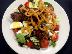 Steak Tenderloin Salad