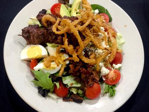 Steak Tenderloin Salad