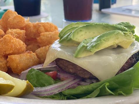 Lettuce Veggie Burger