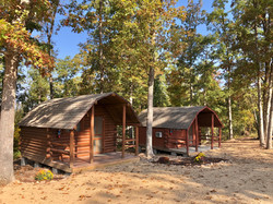 Guest Cabins - We have 5!