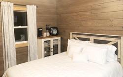 Honeymoon Cabin Interior