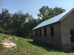 New Roof Installation - Aug 2017