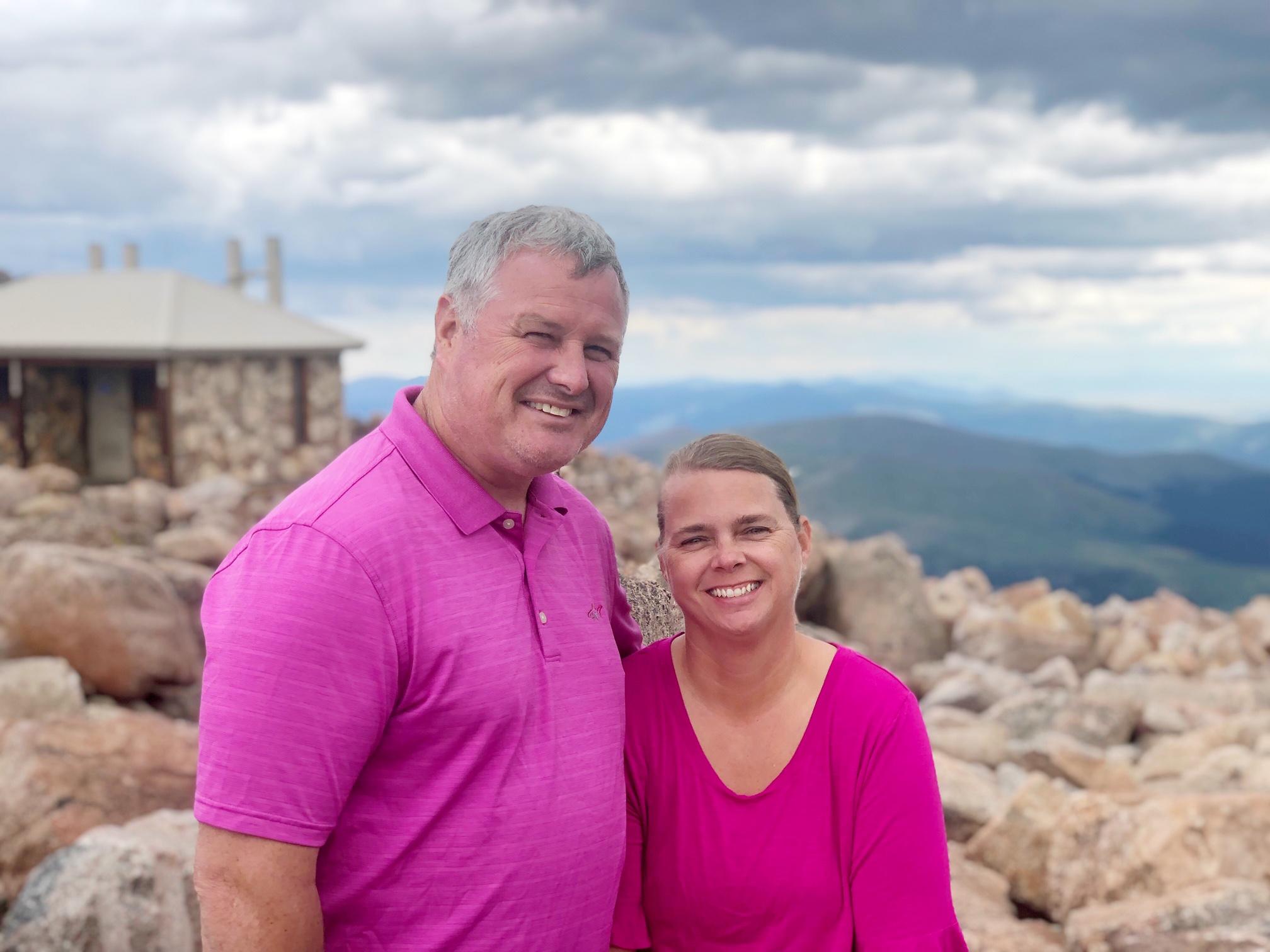 Lisa & Bert Westbrook