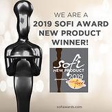 Specialty Food Association 2019 sofi™ Award New Product Winner