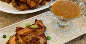 Recipe: Thai Peanut Butter Dipping Sauce