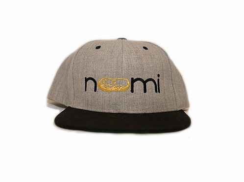 Noomi SnapBack hat - Front view