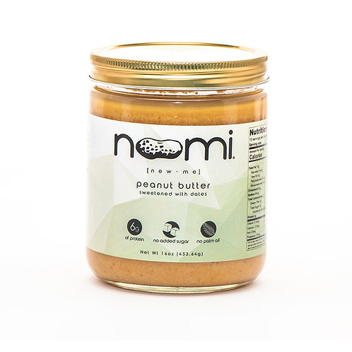 Noomi Peanut Butter - Front view