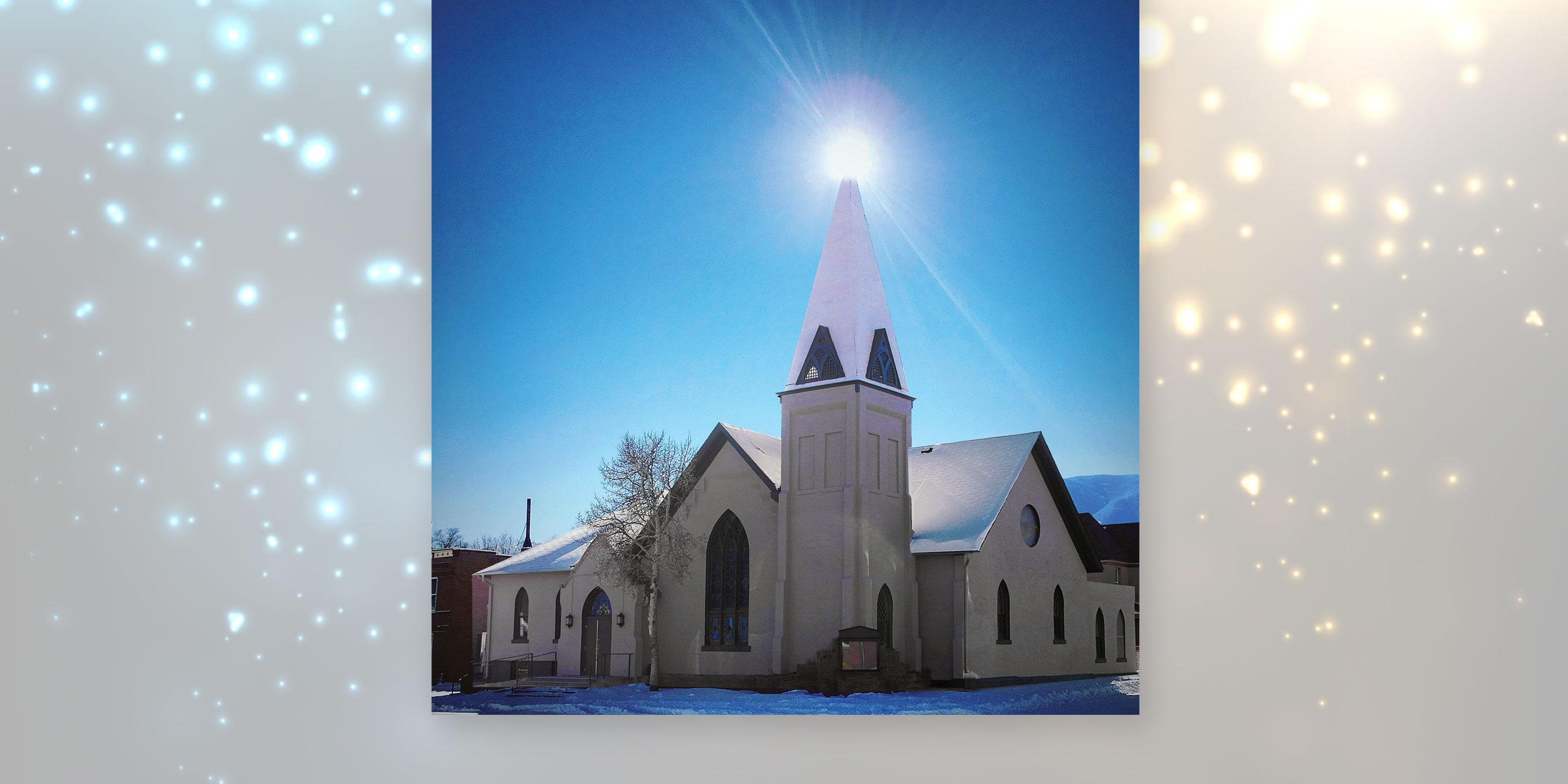 A Church Salida, Colorado