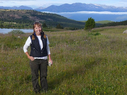 Angie Jenson -- ISA Certified Arborist and Professional Consulting Forester