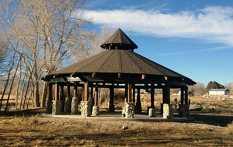 A Gazebo Two Rivers, Salida, Colorado