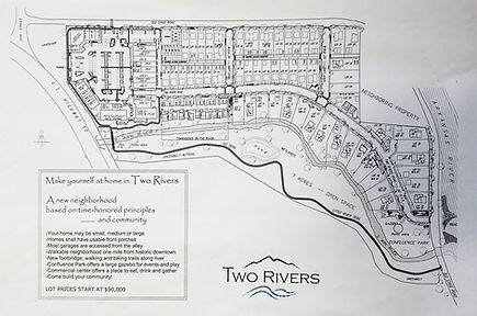 Two Rivers Community Map