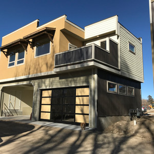 Commercial and residential neighborhood real estate for sale in Salida, Colorado.
