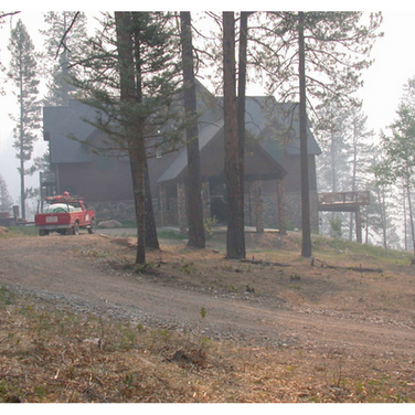 Colorado Forested Homes