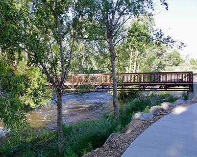 Two Rivers Commons Bridge