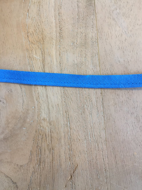 Passepoil bleu