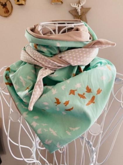 kit foulard enfant