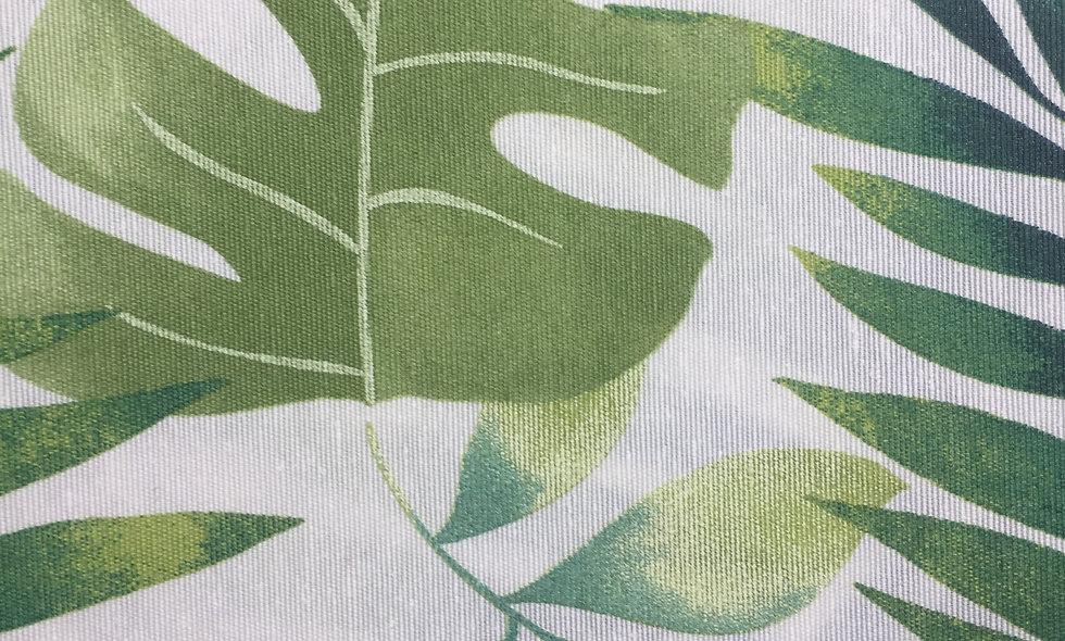 Coton enduit tropical