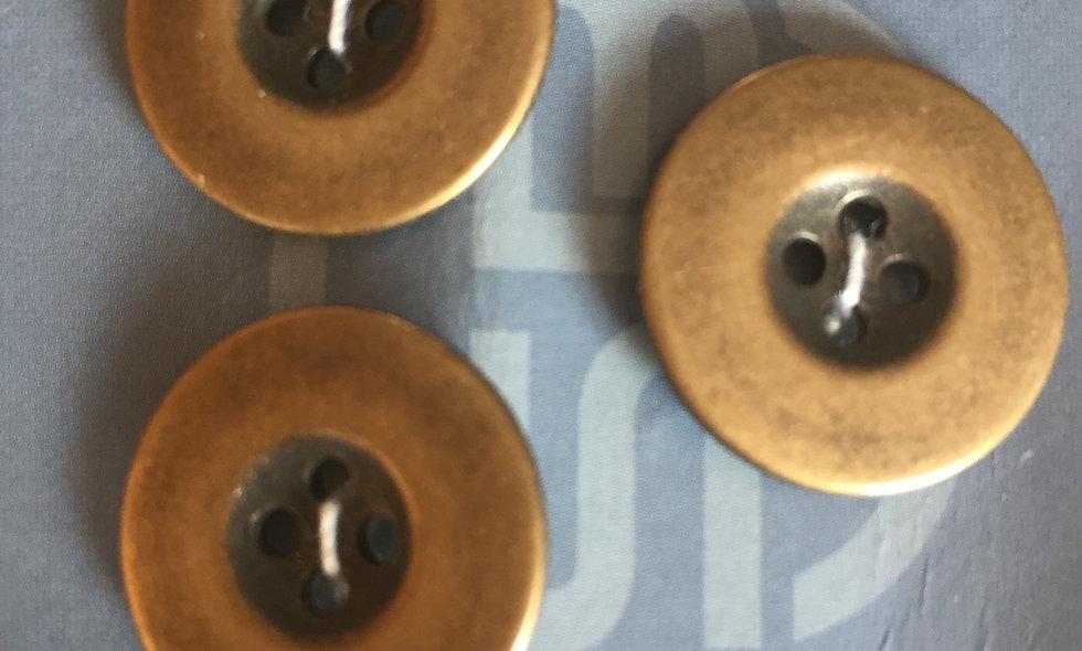 Bouton 20,5 mm