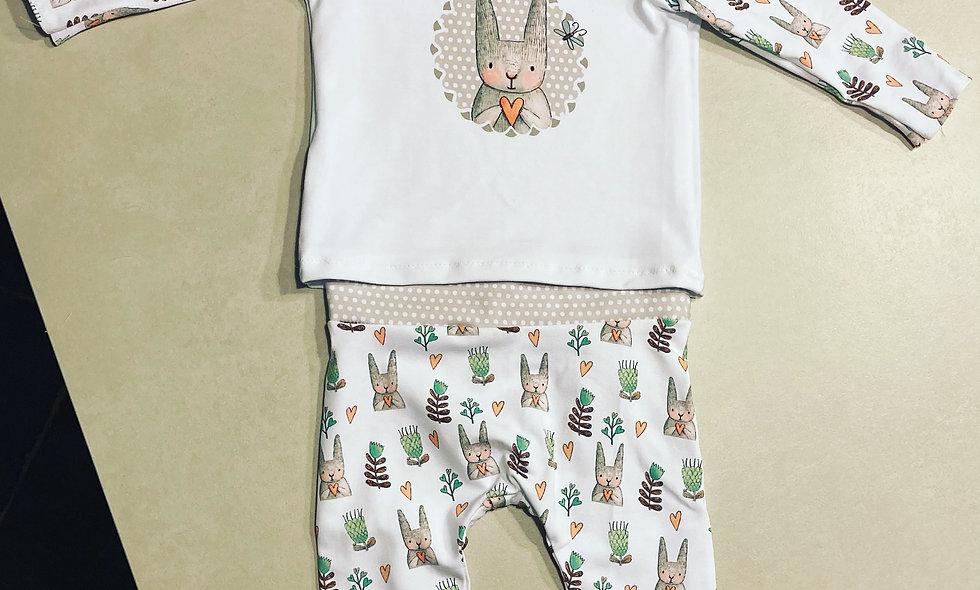 Panneau jersey bébé