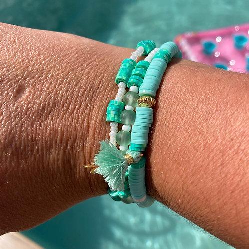 Bracelet turquoise 1