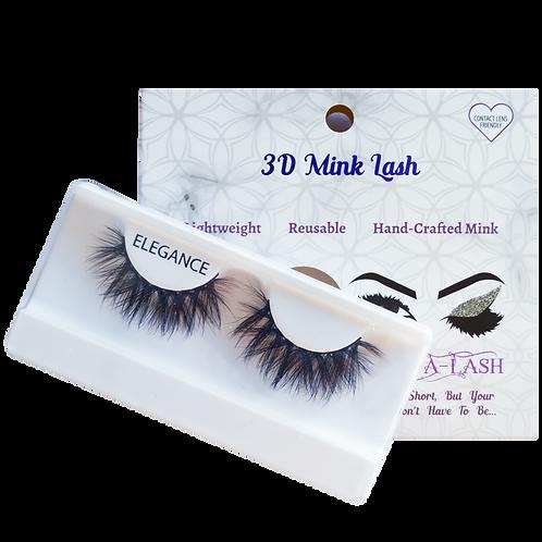 3D Mink Lash -Elegance