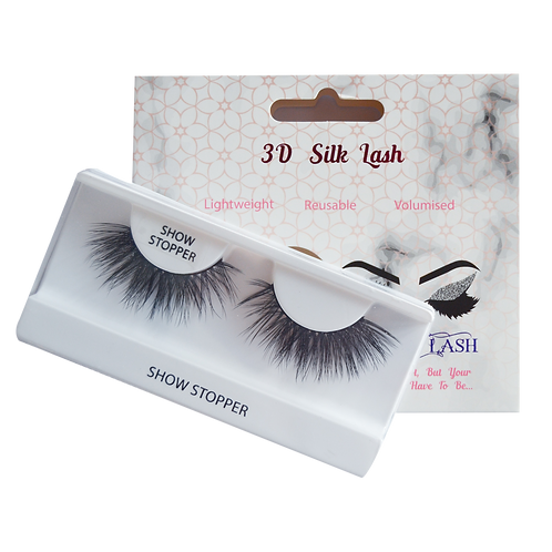 3D Silk Lashes - Show Stopper
