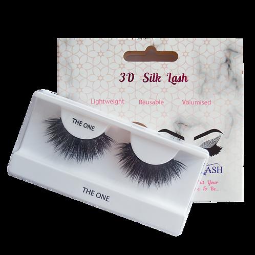 3D Silk Lash -The One