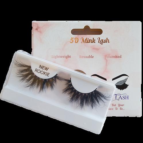 5D Mink Lash -New Rookie