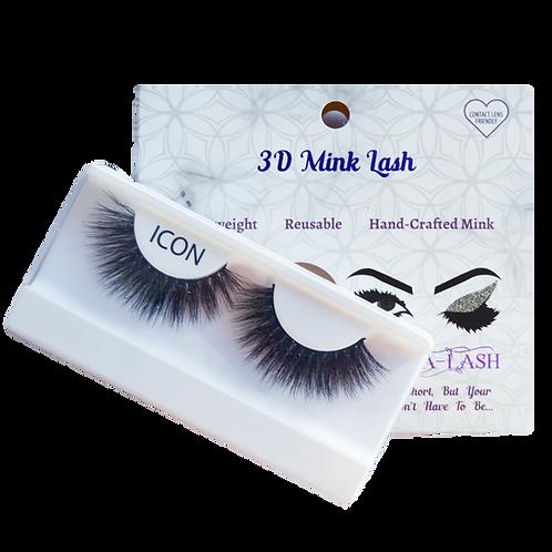 3D Mink Lash - Icon