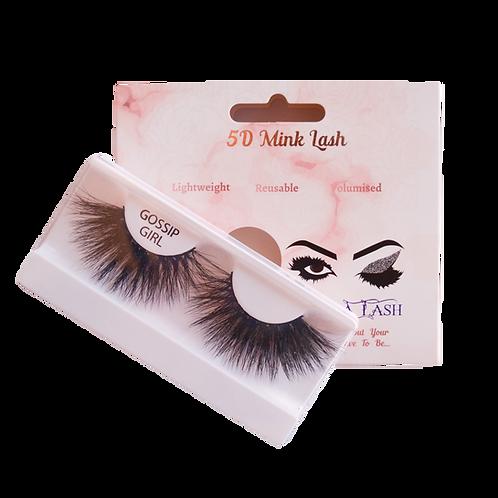 5D Mink Lash - Gossip Girl