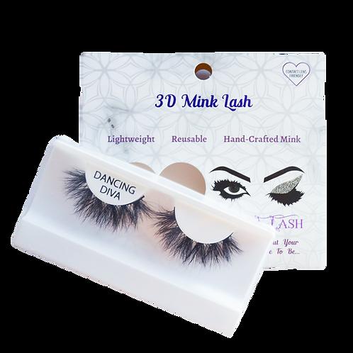 3D Mink Lash - Dancing Diva