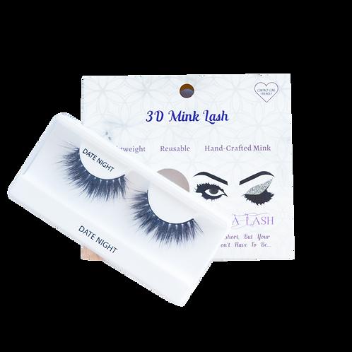 3D Mink Lash - Date Night