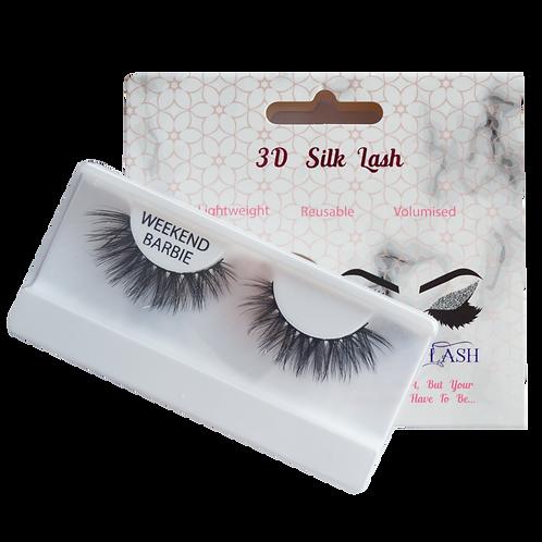 3D Silk Lash - Weekend Barbie