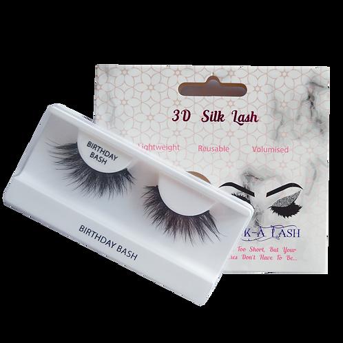 3D Silk Lashes - Birthday Bash