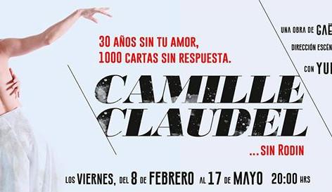 Camille Claudel in México