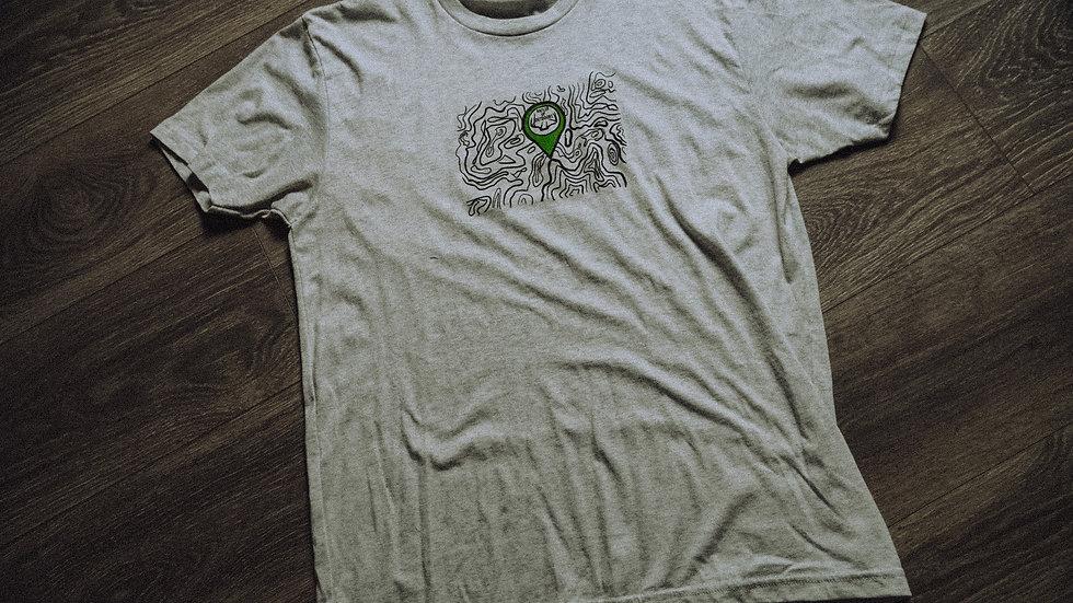 Antler Up Waypoint T-Shirt