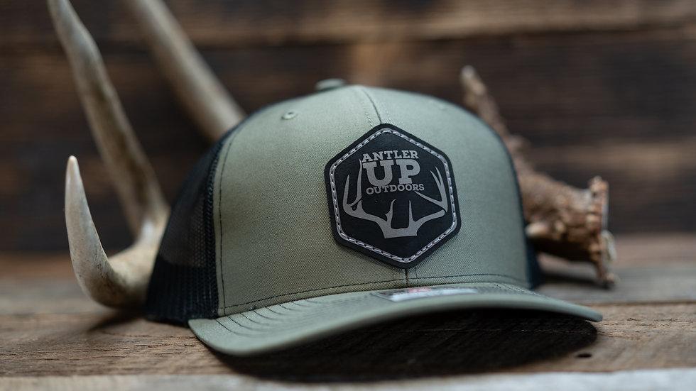 Antler Up Loden/Black Hat