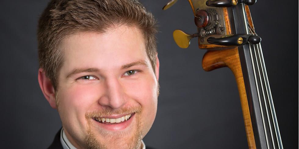 A Masterclass with Blake Hinson, Asst. Principal Bass of The New York Philharmonic