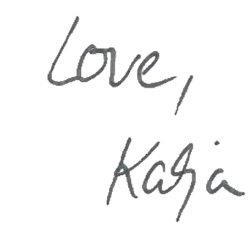 Signature Katja Gnann