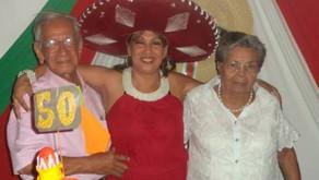 Falleció doña María Emma Beltrán de Hernández