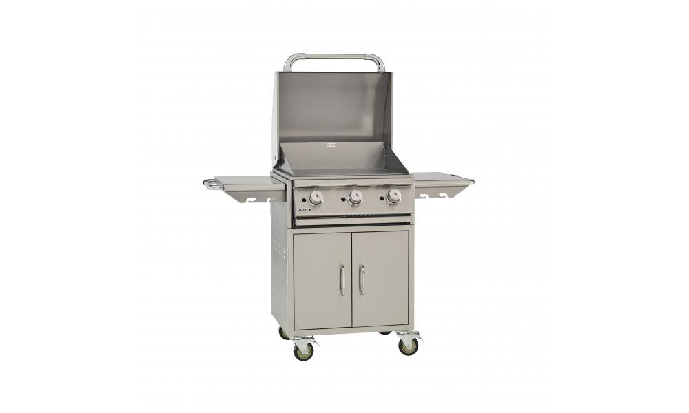 Bull Commercial Griddle Cart