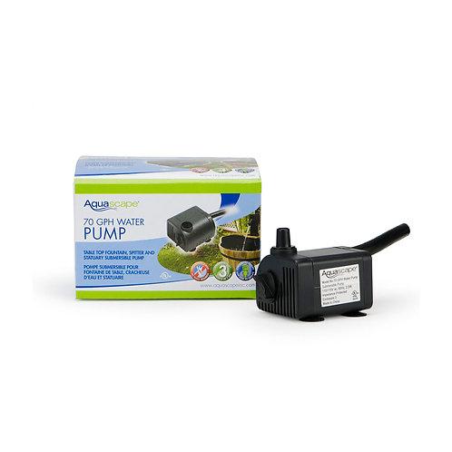 Aquascape - Fountain Water Pump 70 GPH