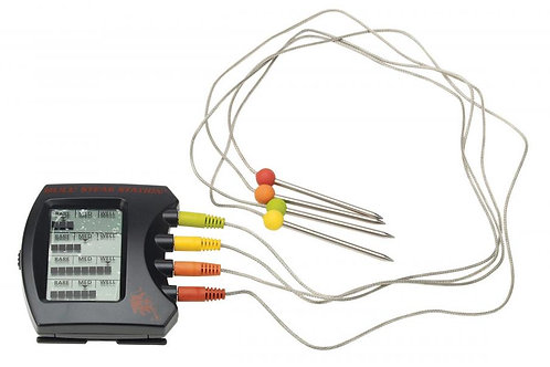 Bull - Steak Station Multi-Probe Meat Thermometer