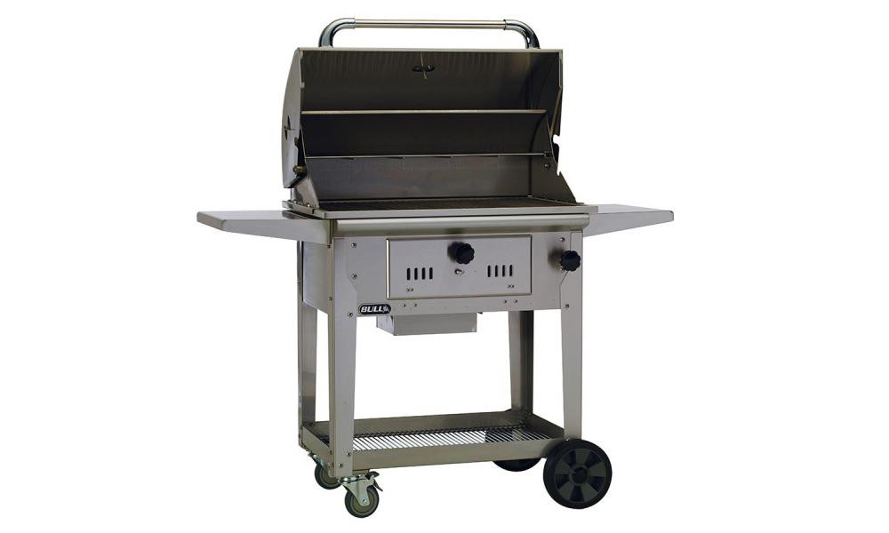 Bull Bison Charcoal Cart