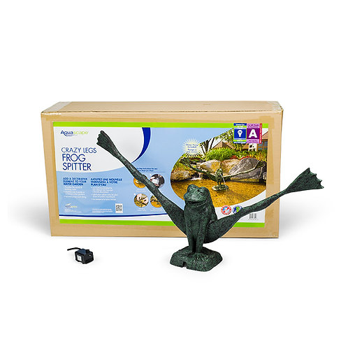 Aquascape - Crazy Legs Frog Spitter Fountain