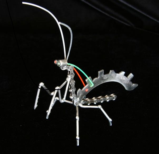 Robo Bug (mantis)