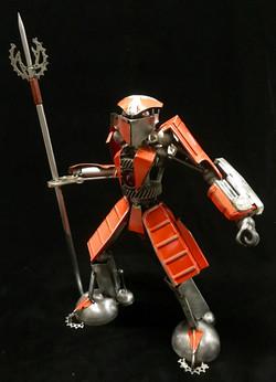 Tonka Bot Red