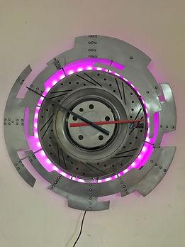 Rotor Clock