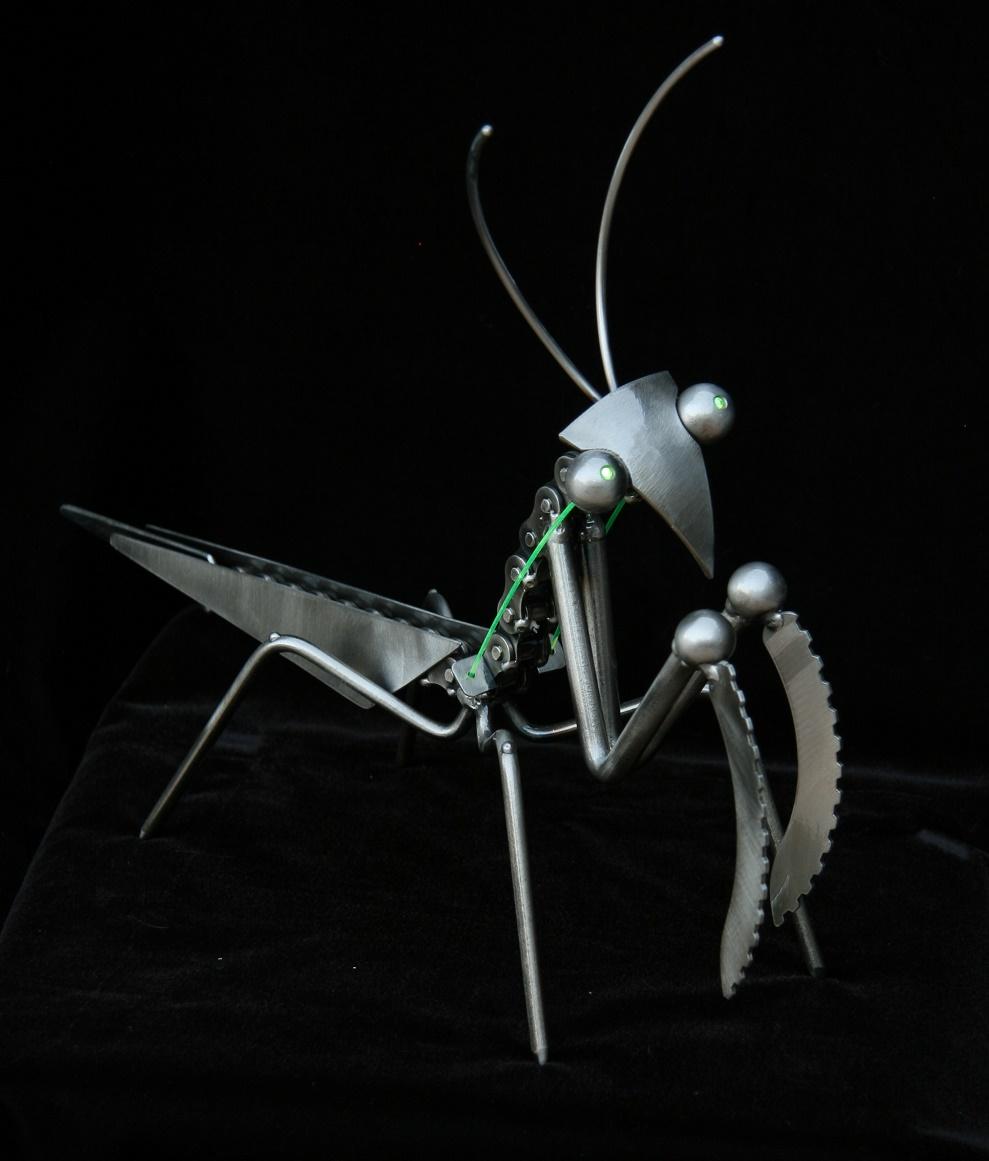 Iron Mantis